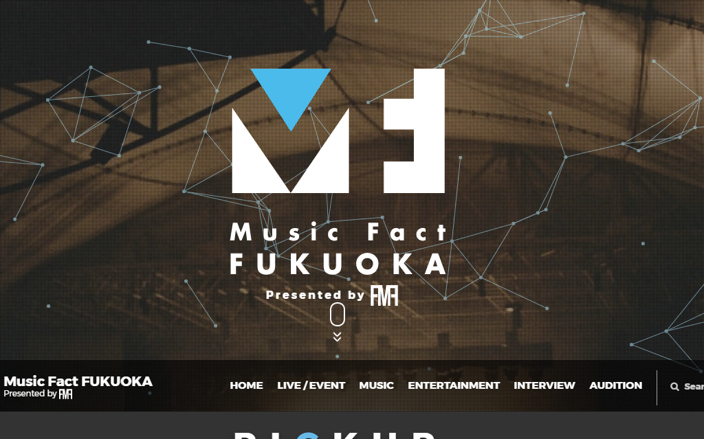 Music Fact FUKUOKA
